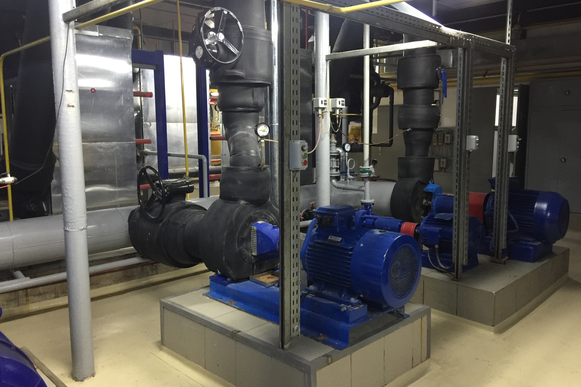 repair and maintenance of refrigeration and compressor equipment-image-3
