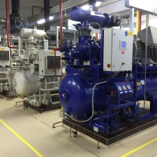 repair and maintenance of refrigeration and compressor equipment